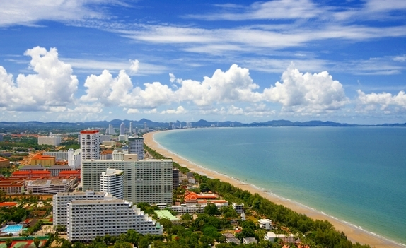 Budget hotels in Pattaya