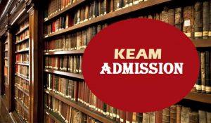 KEAM Admission