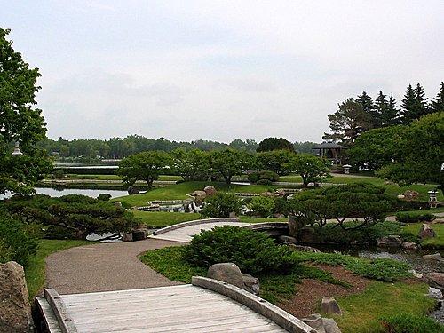 Lethbridge Japanese Gardens