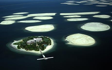 World Island of Dubai