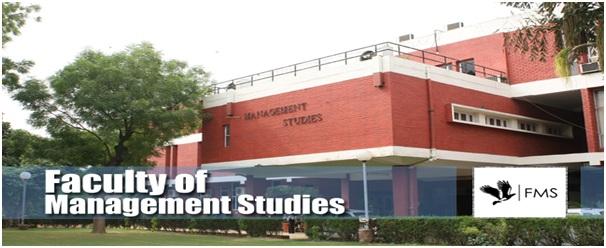 Faculty of management studies Delhi